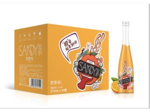 仙的小精灵鸡尾酒系列(雪橙味)