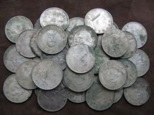 2021呼和浩特兑换袁世凯银元 呼和浩特回收光绪元宝银元