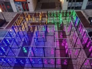 梦幻灯光展制作厂家 灯光节设计制作安装厂家